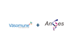 Vasomune Therapeutics and AnGes, Inc. enter into a Multi-Million Dollar Global Co-Development Agreement to Advance an Innovative Platform Targeting Vascular Leakage